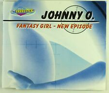 Maxi CD - Johnny O. - Fantasy Girl - New Episode - A4189