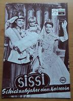 """NFP-Filmprogramm: ROMY SCHNEIDER in """"SISSI - Schicksalsjahre einer Kaiserin""""#185"""