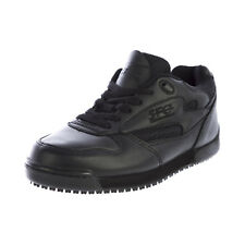 SFC Shoes for Crews Women's Proclassic III Black Leather Shoes 7001 Size 4 $56