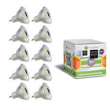 10er 5W MR11 GU4 Kaltweiß LED Birne Glühbirne Leuchtmittel Lampe Spot Light