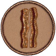 Awesome Boy Scout Patrol Patch! - #652 The Bacon Patrol!