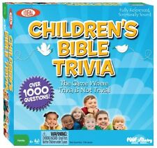 Ideal Children's Bible Trivia Game, New