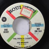 50'S & 60'S Promo 45 Joe Reisman & His Orchestra - The French Cadets / Spanish M
