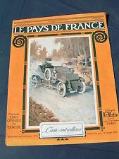 Pays de France 1916 73 MOGEVILLE BEZONVAUX SAMOGNEUX DAMLOUP FROMEZEY HERMEVILLE