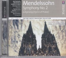 Mendelssohn Symphony No 2 in B Flat Major CD 082