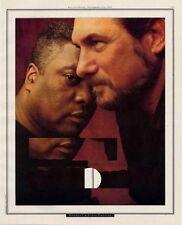 Booker T & Steve Cropper Magazine Photo 1992