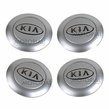 KIA SEDONA / CANIVAL 2006-2014 Genuine OEM Wheel Center Hub Cap 4pcs 1set
