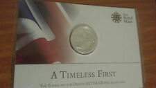 (999 Silver) Royal Mint 2013 A Timeless 1st £20 Pound Coin george & the dragon,