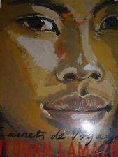 Carnets de voyage - Titouan Lamazou - Gallimard   2742407235