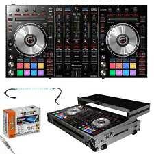 Pioneer DDJ-SX2 DDJSX2 4-Channel Serato DJ Controller + Glide Style Case