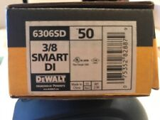 DeWalt Engineered by Powers 250 Drop-In Anchor, Smart Di+,3/8-16(4 Boxes)