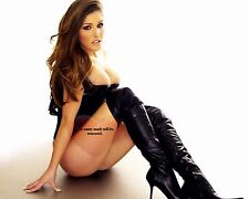 Lucy Pinder Celebrity Actress 8X10 GLOSSY PHOTO PICTURE IMAGE lp24