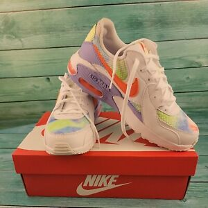 🔥Women's NIKE AIR MAX EXCEE Sz 9.5 Bright Mango Shoes Brand New🔥
