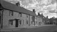 B/W Negative  Ramsbury Wiltshire Village Scene 1947 +Copyright DB1425