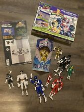 Vintage Mighty Morphin Power Rangers Figure Lot