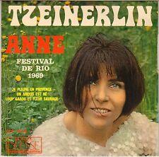 """ANNE """"TZEINERLIN"""" 60'S EP DEESSE DDP 133"""