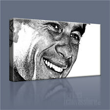 AYRTON SENNA LEGENDS COLLECTION ICONIC CANVAS POP ART PRINT PICTURE Art Williams