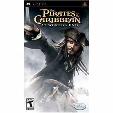 Pirates Of The Caribbean: At World's End Sony For PSP UMD Disney 2E
