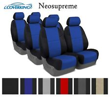 Coverking Custom Seat Covers Neosupreme 3 Row Set - 6 Color Options