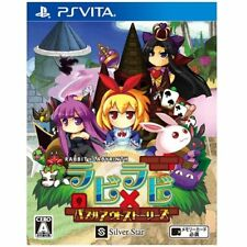 Rabbit x Labyrinth Puzzle Out Stories PS Vita SONY Playstation JAPANESE VERSION