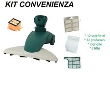 KIT FOLLETTO SPAZZOLA COMPATIBILE +++++ HD 35 36 PER VK 130 131 135 136 140 150