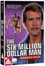 Six Million Dollar Man Series 4 - DVD Region 2