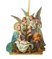 """""""Christmas Ornament-""""Blessing Angels PAPER Nativity""""  *(Cardstock)"""