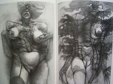 JAPANESE BOOK,ART,BEKSINSKI,DRAWING,THE COLLECTED WORKS Ⅲ,HARDCOVER