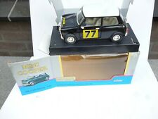 1:16 SUNNY SIDE MINI COOPER IN BLACK  NO:77 RARE  / VINTAGE MODEL NM BOX