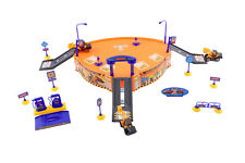 Construction Parking Garage Diggers Building Site Childrens Toy Playset