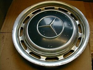 "Classic Mercedes 200 300 Wheel trim 14"""