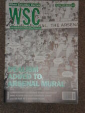 When Saturday Comes Football Magazine October 1992