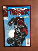 Night Thrasher #1 (1993) 9.2 NM Marvel Key Issue Comic Book High Grade 1st App