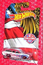 Hot Wheels STARS & STRIPES Plymouth Satellite  DLV21-D910  STARS AND STRIPES