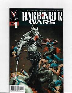 Valiant Comics Harbinger Wars NM-/M 2013