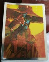 TOPPS 2012 STAR WARS GALAXY SERIES 7 SILVER FOIL #2 CAD BANE NEW INSERT CARD
