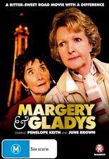 MARGERY & GLADYS (Penelope Keith)  -  DVD - UK Compatible sealed