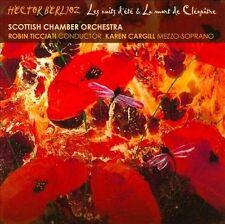 Berlioz: Les nuits d''t'; La mort de Cl'opƒtre Super Audio Hybrid CD (CD,...