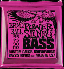 Ernie Ball 4 String Power Slinky Bass Strings UK SELLER