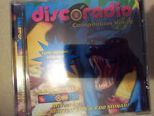COMPILATION - DISCORADIO COMPILATION VOLUME 2 (1996). 2 CD.