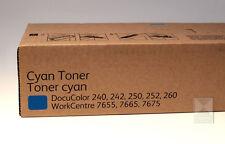 Xerox Toner 006R01452 Cyan DocuColor DC 240 250 260 (Doppelpack)
