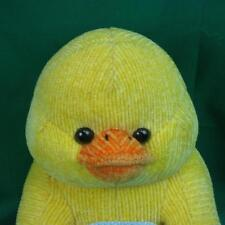 QUILTED MILTON CELL PHONE HOLDER YELLOW BABY DUCK PLUSH STUFFED ANIMAL TOY