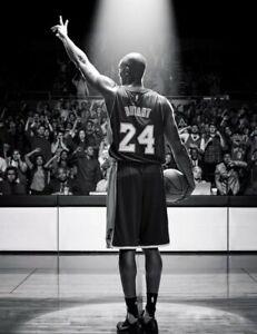 Kobe Bryant Photo Los Angeles Lakers 8x10 Mamba 8/24
