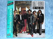DAZZ BAND On The One VIL-6027 JAPAN LP w/OBI 092az7