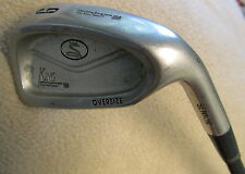 King Cobra Senior Oversize Graphite Shaft RH Men's 9 Iron Golf Club
