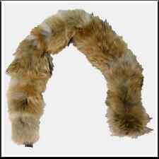 Glacier Wear Basic Western Coyote Fur Ruff 30 inches
