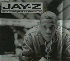 Jay-Z do it again (put Ya hands up; incl. 2 versions, 1999, feat. Bean [Maxi-CD]