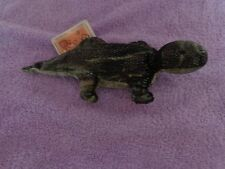 New Earth Zone Realistic Brown Scale Rough Skin Lizard Iguana Reptile Animal