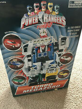 Power Rangers Turbo - Deluxe Turbo Megazord