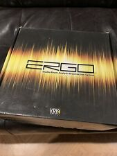 KRK ERGO Studio Room Analysis & Correction System with Calibration Microphone